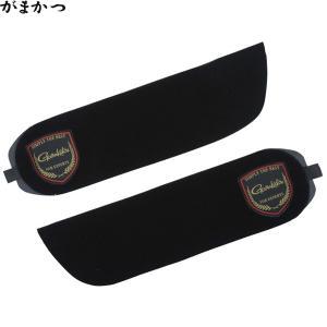 がまかつ レッグガード ブラック GM-2413 (レッグカバー)|fishing-you