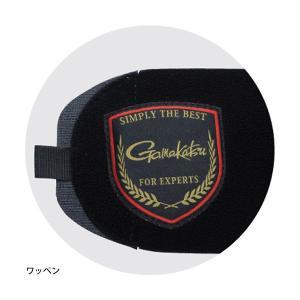 がまかつ レッグガード ブラック GM-2413 (レッグカバー)|fishing-you|02