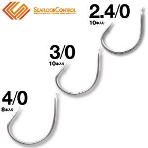 シーフロアコントロール JAMフックライト 2.4/0〜4/0 (アシストフック バラ針) fishing-you
