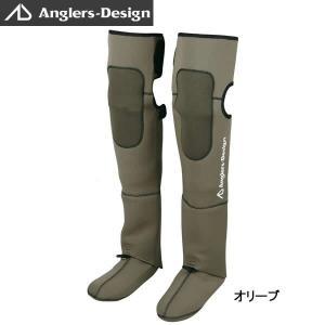 ウェットゲーター オリーブ ADW-08 ■サイズ:M(25〜26cm)、L(26〜27cm)、LL...
