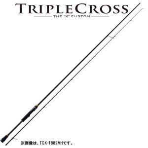 メジャークラフト 17 トリプルクロス TCX-T762ML...