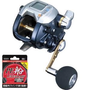 (送料無料) ダイワ 16 レオブリッツ S500 (電動リール)[お買得PEライン300Mセット]|fishing-you