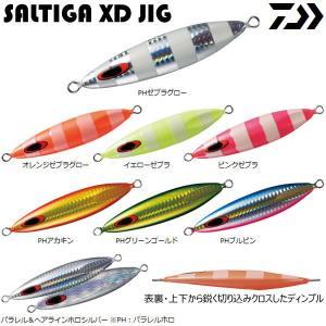 ダイワ ソルティガ XDジグ 220g (ジギング メタルジ...