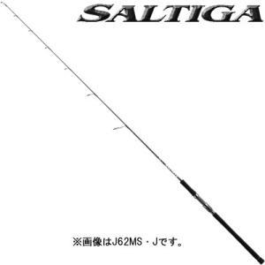 ダイワ ソルティガ J66MS J (ジギングロッド) (大型商品)...