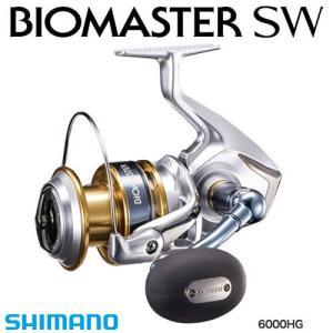 シマノ (SHIMANO) 16 バイオマスター SW 6000HG (スピニングリール キャスティング ジギング ハイギア仕様)|fishing-you