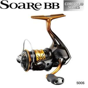 シマノ 18 ソアレBB 500S (アジング メバリング スピニングリール)|fishing-you