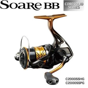 シマノ 18 ソアレBB C2000SSPG (アジング メバリング スピニングリール)|fishing-you