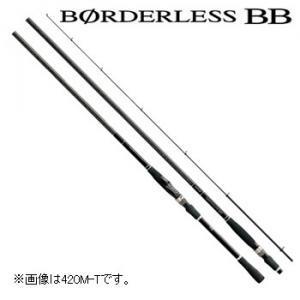 送料無料 シマノ ボーダレスBB 420ML-T