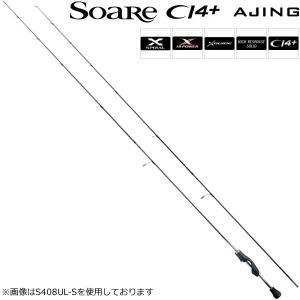 (最大20倍!5の付く日は店内5倍以上!) シマノ 17 ソアレCI4+アジング S604LS (アジングロッド) fishing-you