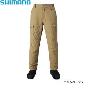 シマノ ホットボトムス PA-046Q エルムベージュ M〜XL (防寒着 防寒ウエア)