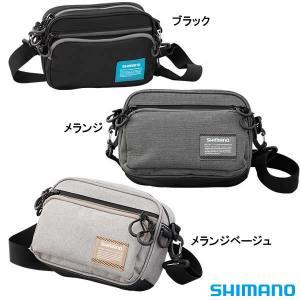 シマノ ライトポーチ BS-026R (フィッシングバッグ)