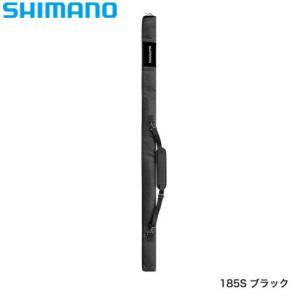 【8%OFFクーポン対象店舗】シマノ SHIMANO ライトロッドケース RC-045R 185S ...