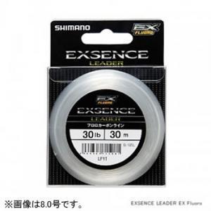 エクスセンスリーダー EXフロロ CL-S23L (3.0号〜6.0号) ■カラー:クリア ■長さ:...