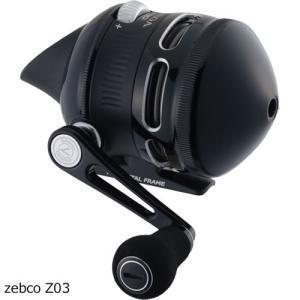 ゼブコ ZEBCO OMEGA PRO Z03PRO (スピンキャストリール 釣り具)|fishing-you