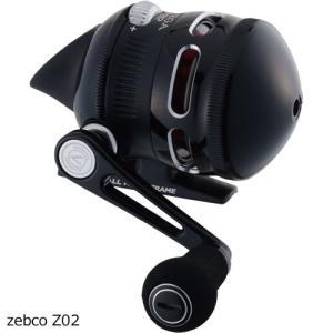 ゼブコ ZEBCO OMEGA PRO Z02PRO (スピンキャストリール 釣り具)|fishing-you
