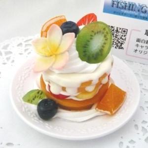 リアルスイーツBIG デリシャスパンケーキ フルーツパンケー...