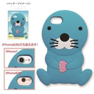 ぼのぼの iPhone7シリコンケース(iPhone6/6s...
