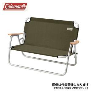 コールマン リラックスフォールディングベンチ オリーブ 2000033807 チェア ベンチ アウト...