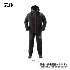 ダイワ ゴアテックス プロダクト コンビアップ ウィンタースーツ ブラック XLサイズ DW-180...
