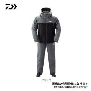 ダイワ ゴアテックス プロダクト ウィンタースーツ ブラック XLサイズ DW-1909 【処分特価...
