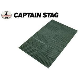 キャプテンスタッグ EVAフォームマット ダブル 140×217cm UB-3001 ベッド マット...