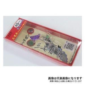 三宅商店 タッチポン陸 4S 5.5g #04 シルバーホロマイワシ (ホロ) パープルグロー