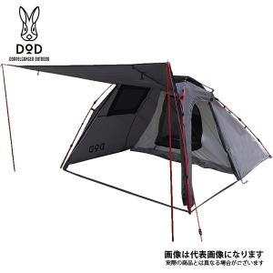 DOD ライダーズバイクインテント BK T2-466 テント ソロテント ライダーズテント キャン...