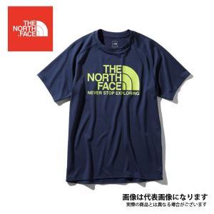 THE NORTH FACE(ザ・ノースフェイス) / ウェア / ノースフェイス(THE NORTH FACE) ショートスリーブGTDロゴクルー NT31970 UN(Men's)の商品画像 ナビ