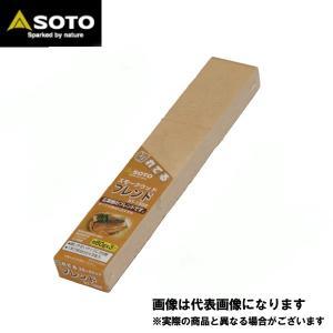 SOTO スモークウッド ブレンド ST-1556 燻製 チップ|フィッシングマックス