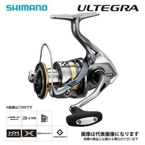 シマノ 17 アルテグラ C2000S リール スピニングリール