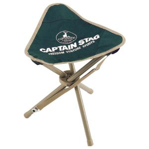 キャプテンスタッグ CS三脚チェアー M-3876 アウトドア チェアー コンパクト