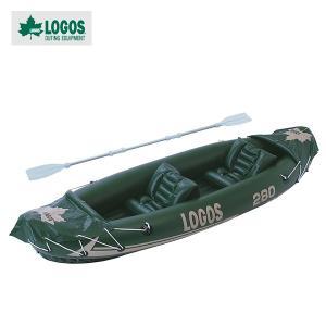 【ロゴス】LOGOS 2マンカヤック(66811...の商品画像