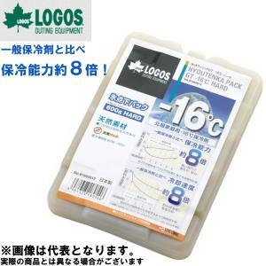 【ロゴス】氷点下パックGT-16℃・ハード600g(81660612)|fishingmax-webshop