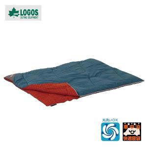 【ロゴス】ミニバンぴったり寝袋・−2(冬用)(72600240)
