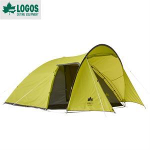 【ロゴス】ROSY エントレ2ルームドーム XL(71805021)テント ツールームテント ロゴス ツールームテント キャンプ|fishingmax-webshop
