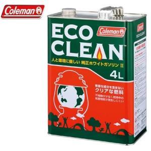 エコクリーン4L 170-6760 コールマン  燃料 アウトドア 用品 キャンプ 道具|fishingmax-webshop