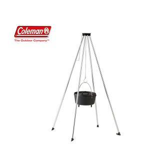 コールマン ファイアープレイススタンド 2000021888 アウトドア 用品 キャンプ 道具