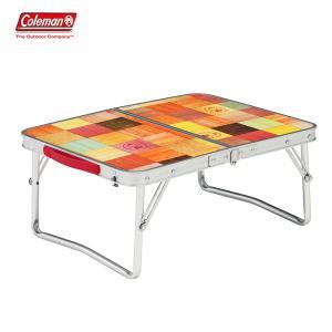 コールマン ナチュラルモザイクミニテーブルプラス 2000026756 アウトドア テーブル キャン...