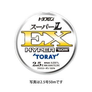 4996478102284【東レ】トヨフロン スーパーL EXハイパー 50m 1号  【4〜7営業...