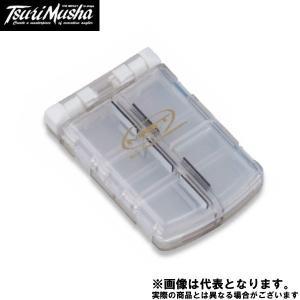 【MST】松次郎鈎BOX II クリアー|fishingmax-webshop