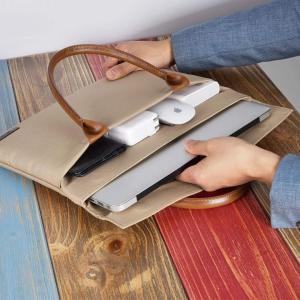 パソコン バッグ ノートパソコンバッグ レディース パソコンバッグ PCバッグ 防水 メンズ 手提げ ノートパソコンケース PCケース|fit-001