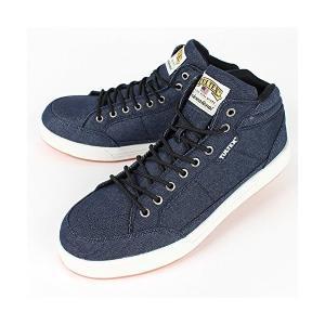 アイトス タルテックス 安全靴 スニーカー AZ-51644 008 ネイビー 26.5cm|fit-001