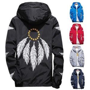 メンズ 暖かい 2way 裏ボア マウンテンパーカー 防風 撥水 冬用 厚手 ジップアップ フード付き 防寒着 ジャケット ブルゾン アウター|fit-001