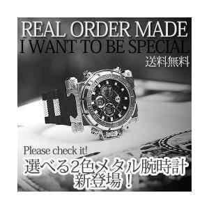 高いクオリティー ビジュアル メタル 防水腕時計 メンズ腕時計 スポーツウォッチ かっこいい ブレスレット メンズ レデ ホワイト 白 クリスタル オシャレ fit-001