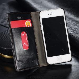 スマホケース iPhone5 財布型ケース カバー アール コンパクト エクスペリア レザー 革 ケース 本革|fit-001