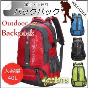 バックパック 大容量リュック 花見 防災バッグ リュック バッグデイパック  男女兼用 アウトドア 旅行 山登り|fit-001