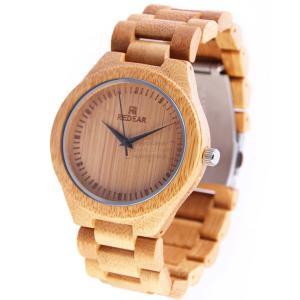 腕時計 竹製 木 メンズ レディース クォーツ カップル 天然木 クォーツ時計 木の温もり 上品 ファション おしゃれ かっこいい 人気急上昇 fit-001