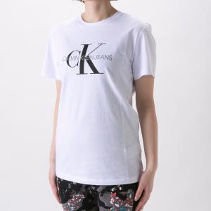 カルバンクライン Calvin Klein レディーストップス CKJ・21S CORE MONOGRAM LOGO J20J207878ギフトラッピング無料|FIT HOUSE