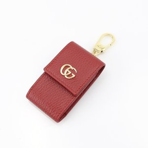 GUCCI グッチ  PETITE MARMONTキーポーチ 523195CAO0G/6433 レッドギフトラッピング無料|FIT HOUSE