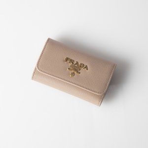 プラダ PRADA キーケース SAF.METAL4連キーケースKR付/CIPRIA 1PG004-QWA ギフトラッピング無料 FIT HOUSE
